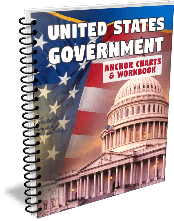 U.S. Government Anchor Charts & Workbook